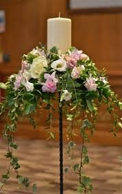 plant stand diy wedding flower stands for ceremony columns