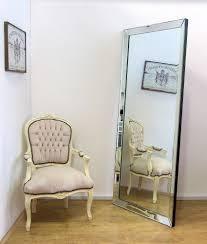Decor Home Furniture Luna X Large Modern Frameless Wall Leaner Full Length Floor Mirror