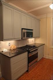 kitchen soft grey paint painting kitchen cabinets gray brown
