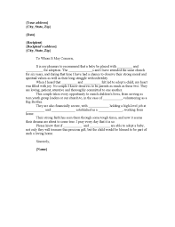 awesome collection of sample adoption reference letter for a