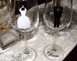 Diy Monogram Wine Glasses Diy Personalized Wine Glass Vinyl Decals Stickers Make Your