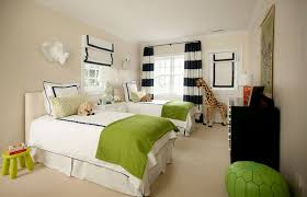 Green Boy Bedroom Ideas Remarkable Ways To Inspire With Striped Curtains
