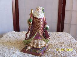 fitz and floyd renaissance santa figurine and 50 similar items