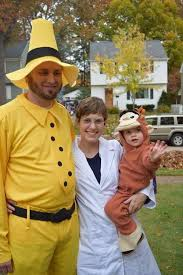 Curious George Halloween Costumes 65 Halloween Costumes Families Love Dressing