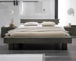 bett designer massivholzbett im vintage stil in weiß kaufen buena
