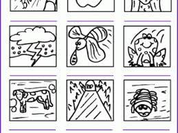 ten plagues of egypt coloring pages the 10 plagues of egypt moses