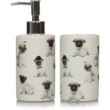 Memory Foam Manrides Buy George Home Pug Bath Accessories Range From Our Bathroom