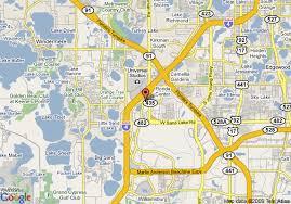 studio city map map of four points by sheraton studio city orlando