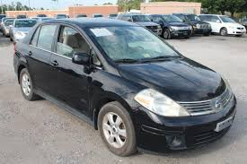 nissan tiida 2008 2008 nissan versa 18 sl city md south county public auto auction