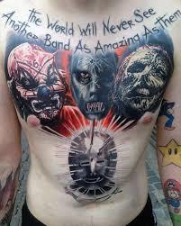 men front body slipknot tattoos golfian com