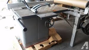 delta table saw for sale rockwell delta 12 14 table saw for sale in granger washington