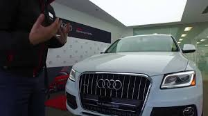 Audi Q5 6 Cylinder - personalized video walk around on 2017 audi q5 from audi edmonton