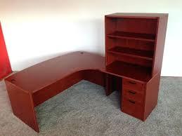 Lshaped Desks Pursuit L Shaped Desk With Hutch Bundle L Shaped Desk
