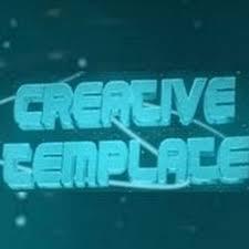 creative template youtube