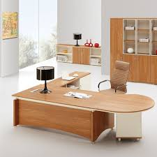 Curved Office Desk Competitive Price Import Office Furniture Modern Manager Wood
