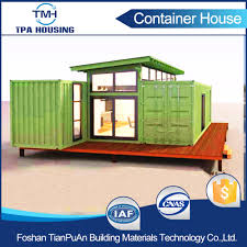 Prefabricated Home Kit Easily Assembled Container Accommodation Prefabricated Home Kit