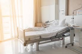 chambre foyer fond mou de foyer de lit patient réglable électrique dans la chambre