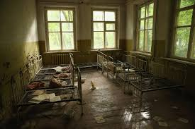 chernobyl disaster inside the exclusion zone and abandoned ghost