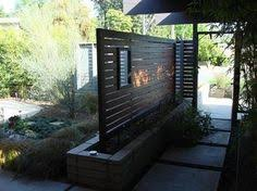 Backyard Privacy Screen by Double