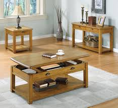 what living room ideas are the oak end stands suitable for home image of light oak end tables