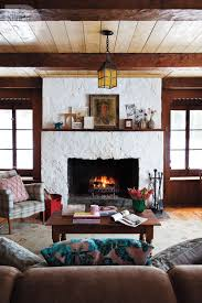 interior cozy cottage style at home