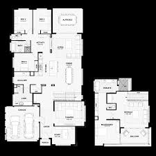 eisele without lift floor plan ben trager homes