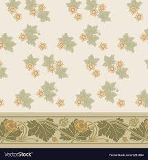 what is floral pattern in french french floral pattern in modern style royalty free vector