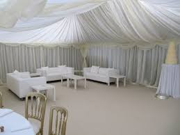 Heavy Duty Drapes Marquee Hire Essex