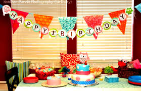 1st birthday party decorations at home birthday home decorations ideas