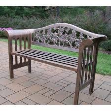 Emily Garden Bench Potting Bench Outdoor Garden Work Bench Station Planting Solid