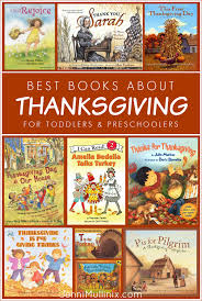 best thanksgiving books for toddlers preschoolers