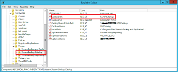 error 1327 invalid drive while installing or updating vmware virtual technical articles and tips veeam upgrade issue