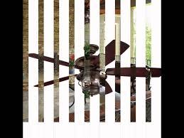 brentford 52 inch reversible five blade indoor outdoor ceiling fan westinghouse 7800000 brentford indoor outdoor five blade youtube