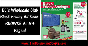 black friday target ad scan 2016 bj u0027s wholesale club black friday ad browse all 34 pages