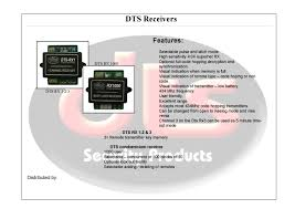 dts receivers u2013 dts security products