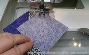 indian hatchet quilt block tutorial in 6 sizes