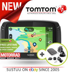 Tomtom Map Update Canada by Tomtom Rider Vehicle Electronics U0026 Gps Ebay