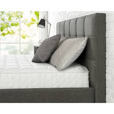 slumber 1 8 u0027 u0027 spring mattress in a box multiple sizes walmart com