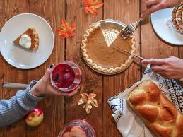 heres how many calories the average person eats on thanksgiving