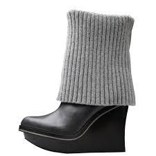 womens winter boots payless for payless park sweater wedge boot nitrolicious com