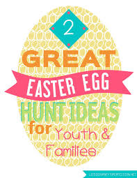 Easter Scavenger Hunt Life U0027s Journey To Perfection 2 Great Easter Hunt Ideas For Youth