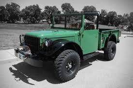 mobil jeep modifikasi 1962 dodge power wagon hiconsumption
