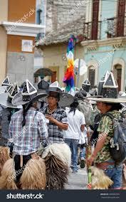 Quechua Flag Royalty Free Cotacachi Ecuador June 29 2016 U2026 445699195 Stock