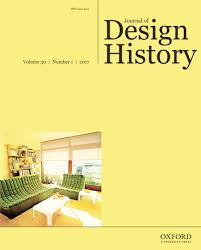 Interior Design History Journal Of Design History Publications Design History Society
