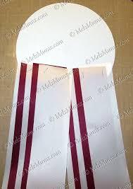 homecoming ribbon how to make a homecoming tutorial vintage scrapping