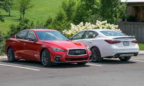 infinity car back 2018 infiniti q50 first drive review autonxt
