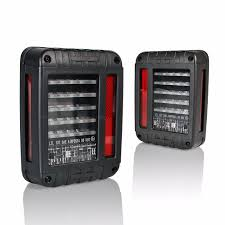 jeep back lights optix vector jeep wrangler led tail lights optix autolabs