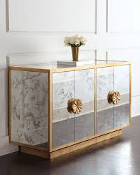mirrored buffets and cabinets for a brighter home decor mirror
