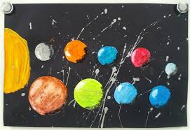 solar system science project pics about space