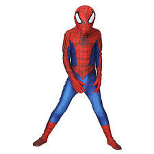 Spiderman Halloween Costumes Kids Spider Man Costumes Boys Ebay